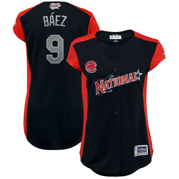 Javier Baez Shirt cheap salute to service jersey